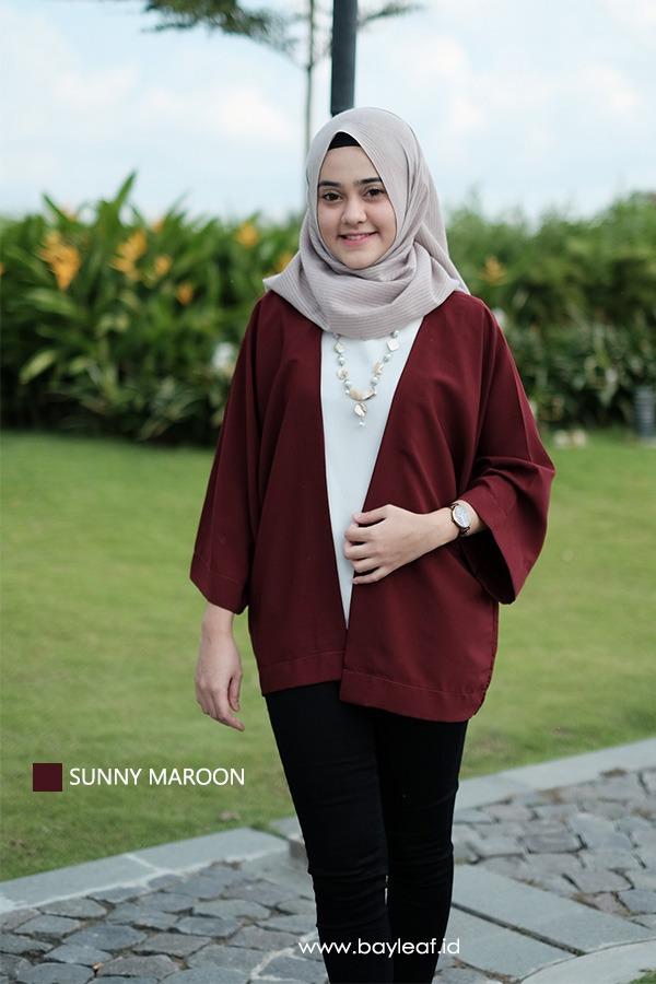 SUNNY MAROON 1