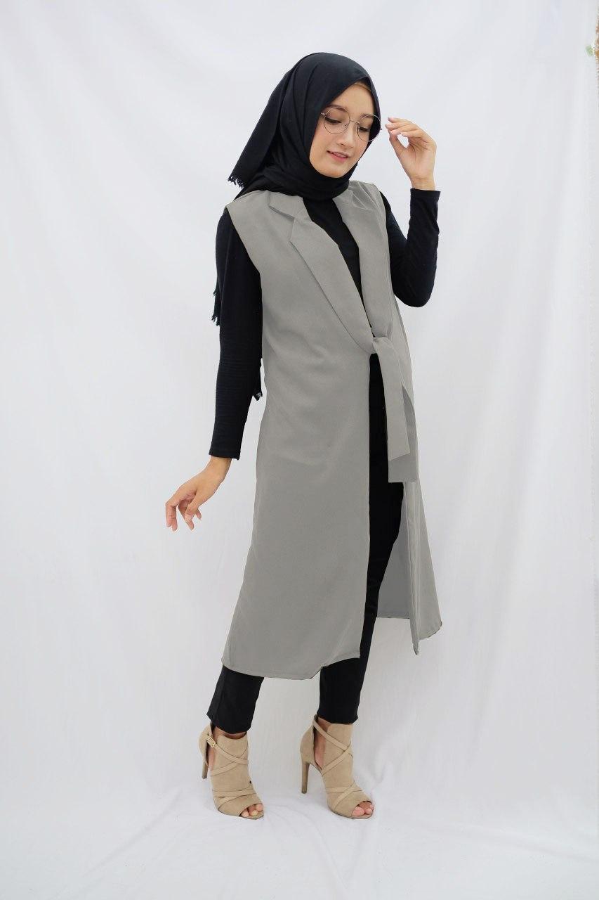 Tips Padu Padankan Outer dan Hijab Supaya Style Kamu Lebih Keren!